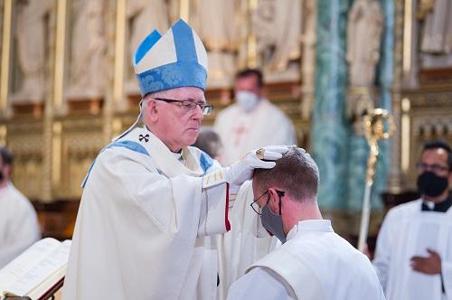 Ordination presbytérale - Marcus Schonnop, CC