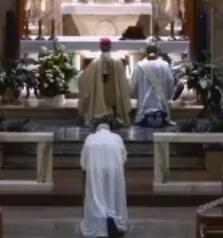 Ordination diaconale - François Gobeille