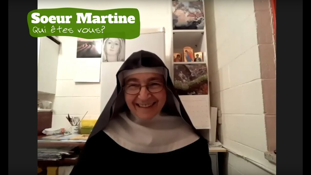 Soeur Martine Roy