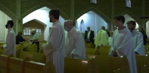 Rites vers le presbytérat