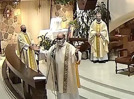 Ordination diaconale - Anthgony Rettino