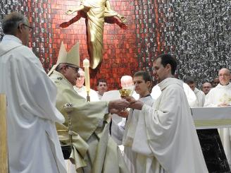 Ordination presbytérale - Louis-Philippe Provost
