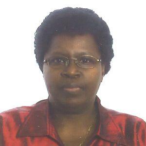Soeur Marie-Chantal Ngamala Biangula, soeur Missionnaire du Christ-Roi